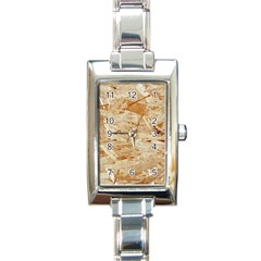 Osb Plywood Rectangle Italian Charm Watches by trendistuff