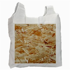 Osb Plywood Recycle Bag (two Side)  by trendistuff