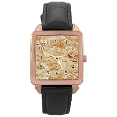 Osb Plywood Rose Gold Watches by trendistuff