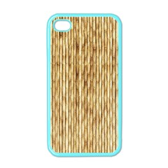 Light Beige Bamboo Apple Iphone 4 Case (color) by trendistuff