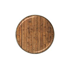 Knotty Wood Hat Clip Ball Marker (10 Pack) by trendistuff