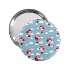 Hot Air Balloon 2 25  Handbag Mirrors