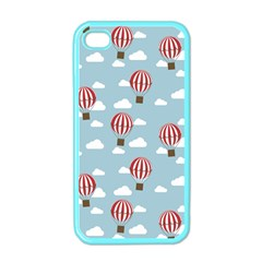 Hot Air Balloon Apple Iphone 4 Case (color) by Kathrinlegg