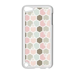 Spring Bee Apple Ipod Touch 5 Case (white) by Kathrinlegg