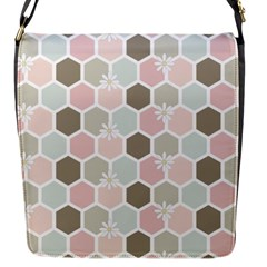 Spring Bee Flap Messenger Bag (s) by Kathrinlegg