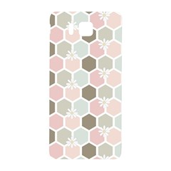 Spring Bee Samsung Galaxy Alpha Hardshell Back Case by Kathrinlegg