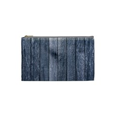Grey Fence Cosmetic Bag (small)  by trendistuff