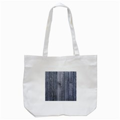 Grey Fence Tote Bag (white)  by trendistuff