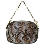 DOUGLAS FIR BARK Chain Purses (Two Sides)  Front