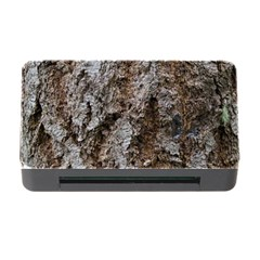 Douglas Fir Bark Memory Card Reader With Cf by trendistuff