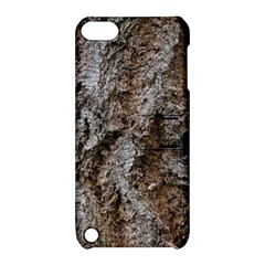 Douglas Fir Bark Apple Ipod Touch 5 Hardshell Case With Stand