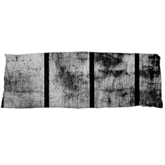 Black And White Fence Body Pillow Cases Dakimakura (two Sides)  by trendistuff