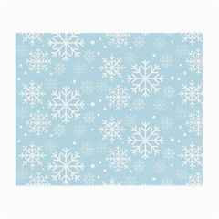 Frosty Small Glasses Cloth by Kathrinlegg