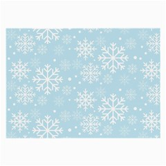 Frosty Large Glasses Cloth (2 Side) by Kathrinlegg
