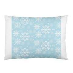 Frosty Pillow Cases