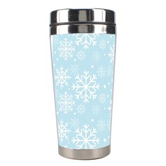 Frosty Stainless Steel Travel Tumblers by Kathrinlegg