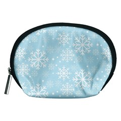 Frosty Accessory Pouches (medium)  by Kathrinlegg