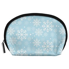 Frosty Accessory Pouches (large)  by Kathrinlegg
