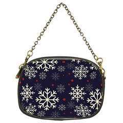 Snowflake Chain Purses (two Sides)