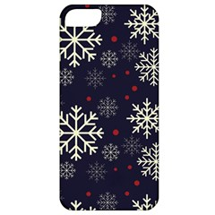 Snowflake Apple Iphone 5 Classic Hardshell Case by Kathrinlegg