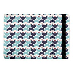 Moon Pattern Samsung Galaxy Tab Pro 10 1  Flip Case by Kathrinlegg