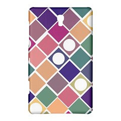 Dots And Squares Samsung Galaxy Tab S (8 4 ) Hardshell Case