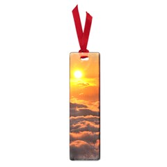 Sunset Over Clouds Small Book Marks by trendistuff