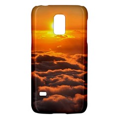 Sunset Over Clouds Galaxy S5 Mini by trendistuff