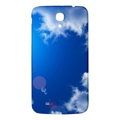 Sun Sky And Clouds Samsung Galaxy Mega I9200 Hardshell Back Case by trendistuff