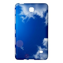 Sun Sky And Clouds Samsung Galaxy Tab 4 (8 ) Hardshell Case  by trendistuff