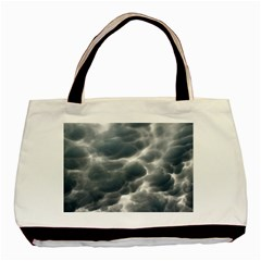 Storm Clouds 2 Basic Tote Bag (two Sides)  by trendistuff