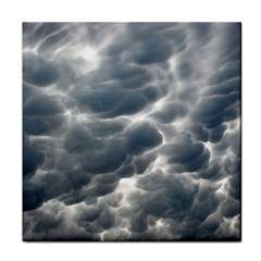 Storm Clouds 2 Face Towel by trendistuff