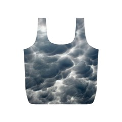 Storm Clouds 2 Full Print Recycle Bags (s)  by trendistuff