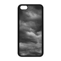 Storm Clouds 1 Apple Iphone 5c Seamless Case (black) by trendistuff
