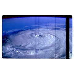 Hurricane Elena Apple Ipad 2 Flip Case by trendistuff