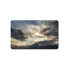 Heaven Rays Magnet (name Card) by trendistuff