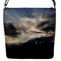 Heaven Rays Flap Messenger Bag (s) by trendistuff