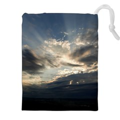 Heaven Rays Drawstring Pouches (xxl) by trendistuff