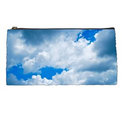 Cumulus Clouds Pencil Cases by trendistuff