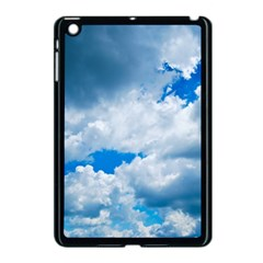 Cumulus Clouds Apple Ipad Mini Case (black) by trendistuff