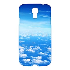 Clouds Samsung Galaxy S4 I9500/i9505 Hardshell Case by trendistuff