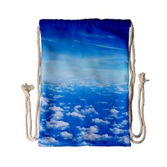 Clouds Drawstring Bag (small) by trendistuff