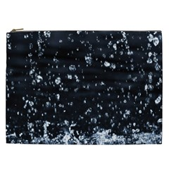 Autumn Rain Cosmetic Bag (xxl)  by trendistuff