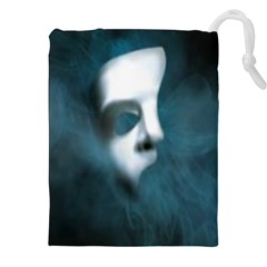 Phantom Mask Drawstring Pouches (xxl) by girlwhowaitedfanstore
