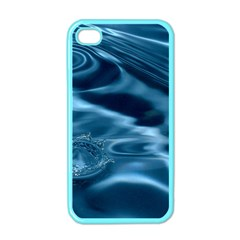 Water Ripples 1 Apple Iphone 4 Case (color) by trendistuff
