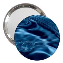 Water Ripples 1 3  Handbag Mirrors by trendistuff