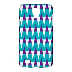 Peaks Pattern Samsung Galaxy S4 Active (i9295) Hardshell Case by LalyLauraFLM
