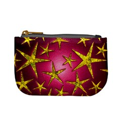 Star Burst Mini Coin Purses by essentialimage