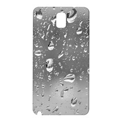 Water Drops 4 Samsung Galaxy Note 3 N9005 Hardshell Back Case by trendistuff