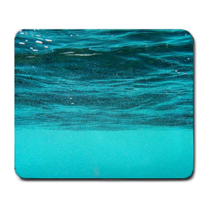 UNDERWATER WORLD Large Mousepads